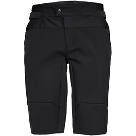 VAUDE Qimsa Softshell Shorts Heren, black